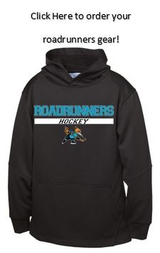 AA CLICK HERE TO ORDER YOUR ROADRUNNERS GEAR!